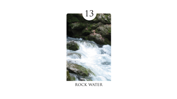 13 rock water